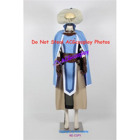 Fire Emblem Awakening Ricken Cosplay Costume include big hat