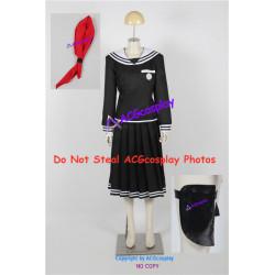 Dangan Ronpa Cosplay Toko Fukawa Cosplay Costume