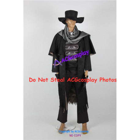 Bloodborne Cosplay Father Gascoigne Cosplay Costume include hat