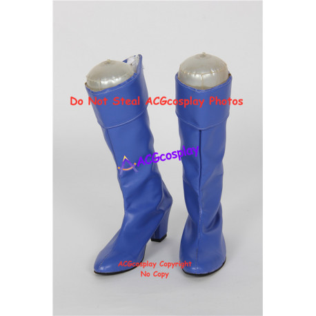 Yu-Gi-Oh GX Alexis Rhodes cosplay shoes boots