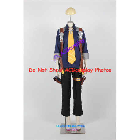 Tales of Xillia 2 cosplay Ludger Will Kresnik Cosplay Costume