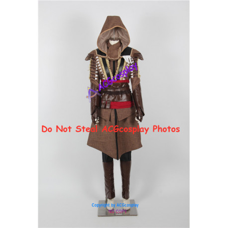 Assassin's Creed Movie Cosplay Aguilar Cosplay Costume