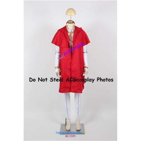 Wolf's Rain Cheza Cosplay Costume include props ACGcosplay