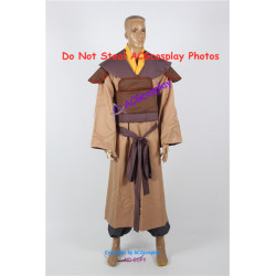 Avatar The Last Airbender Cosplay Iroh Cosplay Costume
