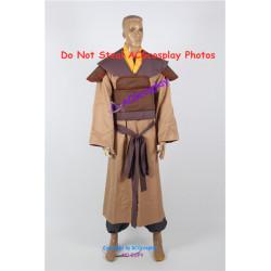 Avatar The Last Airbender Cosplay Iroh Cosplay Costume