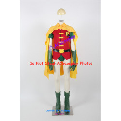 Batman Carrie Kelly Robin Cosplay Costume