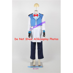 Five Night's at Freddy's Human Toy Bonnie Cosplay Costume
