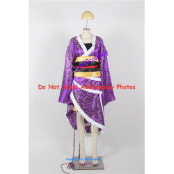 Samurai Warriors Nouhime cosplay costume