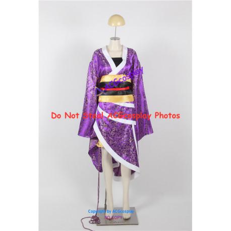 Samurai Warriors Nouhime cosplay costume