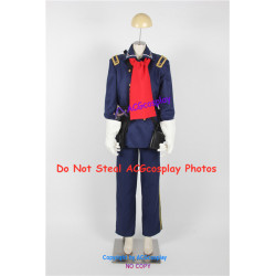American Civil War General George Armstrong Custer Cosplay Costume