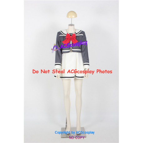 Yuki yuna is a hero cosplay School uniform cosplay costume