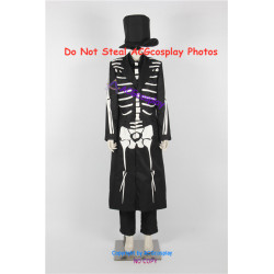 007 Spectre James Bond Cosplay Costume