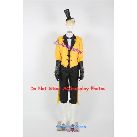Gravity falls cosplay Bill Cipher Human Cosplay Costume