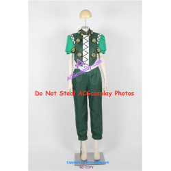 Hunter X Hunter cosplay Illumi Zoldyck Cosplay Costume