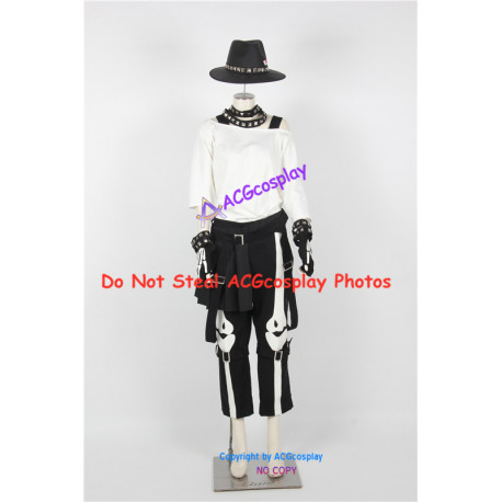 Dramatical Murder Cosplay Sei Cosplay Costume include hat