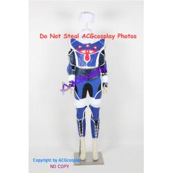 Super Smash Brothers Brawl Sheik Cosplay Costume legend of zelda