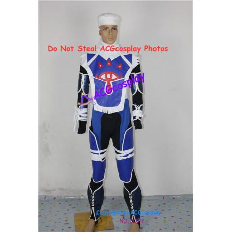Legend of Zelda cosplay Sheik Cosplay Costumes