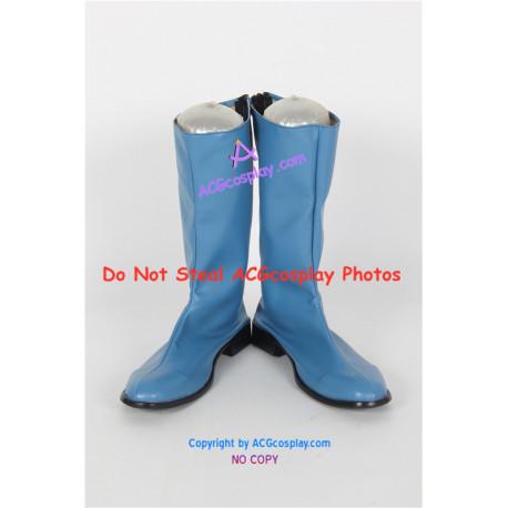 Gundam Mobile Suit Zeta Gundam Kamille Bidan Cosplay Shoes boots