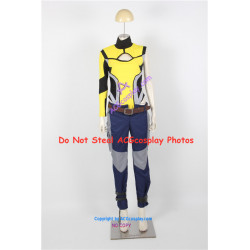 Borderlands 2 Maya Cosplay Costume include belts