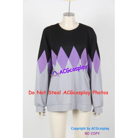 Digimon Adventure Cosplay Ken Ichijouji Sweater Cosplay Costume