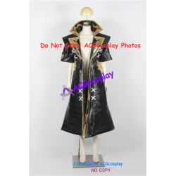 Final Fantasy XIV Cosplay Janny Wolverine Coat faux leather made Cosplay Costume