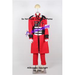 X Kamui Shiro Cosplay Costume