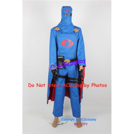 G.I.Joe Cobra Commander Cosplay Costume