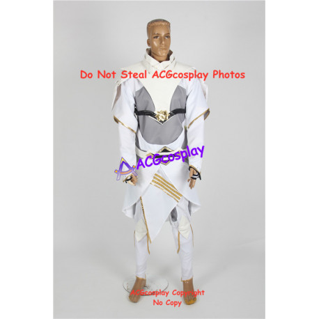 Star Wars The Old Republic Knights of The Fallen Empire twin brothers Arcann cosplay costumes