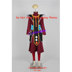 Dragon Ball Super Whis Cosplay Costumes include pants