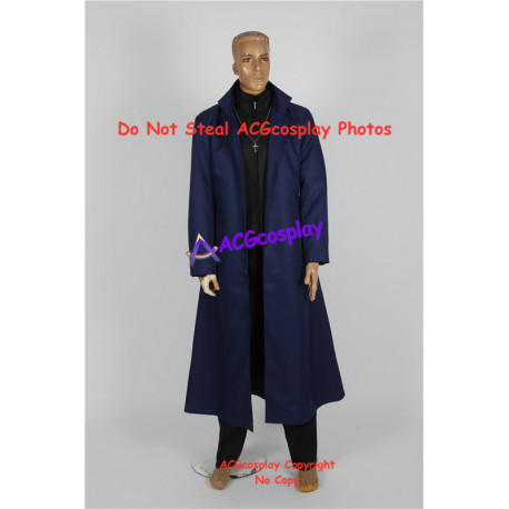 Fate Zero Kirei Kotomine Cosplay Costumes include necklace