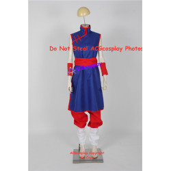 Dragon Ball chi chi cosplay costume chichi cosplay costume chichi blue costume