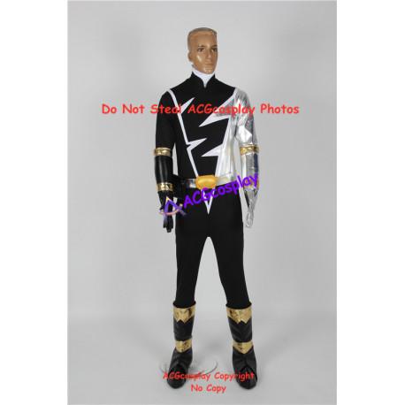 Power Rangers dino knight black Kishiryu Sentai Ryuusouger Ryuusou black ranger cosplay costume