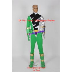 Power Rangers dino knight green Kishiryu Sentai Ryuusouger Ryuusou green ranger cosplay costume