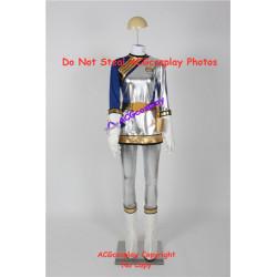Power Rangers Lunar Wolf Ranger wild force merrick baliton genderbent merrick female cosplay costume
