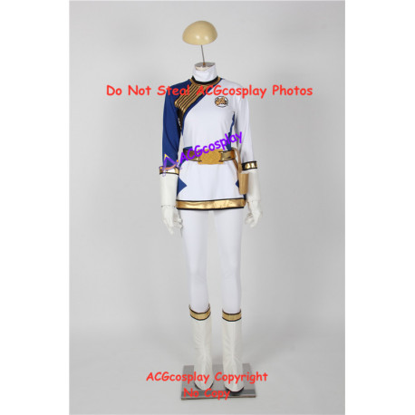 Power Rangers lunar wolf wild force merrick baliton genderbent merrick female cosplay costume v.2