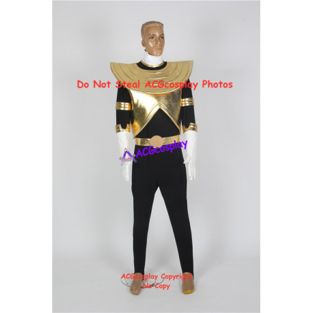 Power Rangers Choriki Sentai Ohranger King Ranger Cosplay Costume