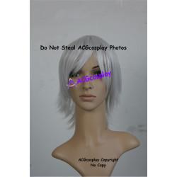 Soul Eater Dr.Franken Stein wig silver white wig