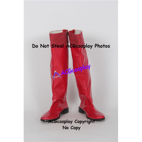 Power Rangers Akared Cosplay shoes cosplay boots