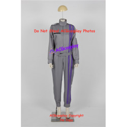 The Crystal Maze Purple Team Member cosplay costume