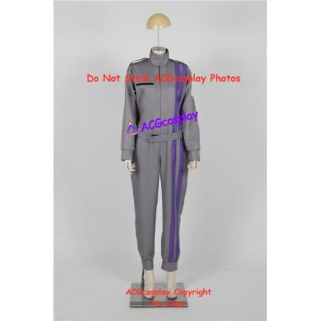The Crystal Maze Purple Team Member cosplay costume