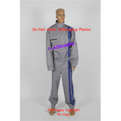 The Crystal Maze Blue Team Member cosplay costume