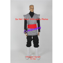 Dragon Ball Super Gokuu Black Cosplay Costume include boots covers