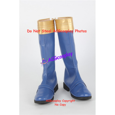 Power Rangers Zyuden Sentai Kyoryuger deathryuger cosplay boots cosplay shoes