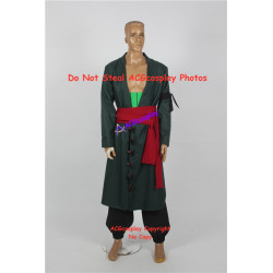 One Piece Zoro Cosplay Costume acgcosplay costume