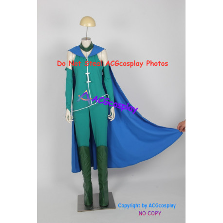 Winx Club Icy season one cosplay costumes include boots covers