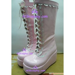Baby princess boots version8 lolita shoes boots cosplay shoes