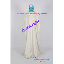 InuYasha Naraku Baboon Patern cosplay costume include the mask prop