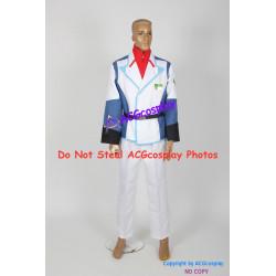 Gundam Kira Yamato Cosplay Costume include belt