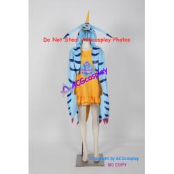 Digimon Adventure Gabumon cosplay costume Gabumon female version