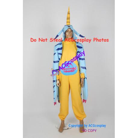 Digimon Adventure Gabumon cosplay costume include footwear